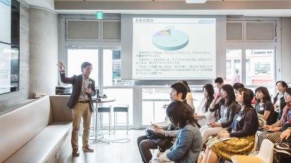 池田彰弘 テクノロジーの力でお米の品種改良
